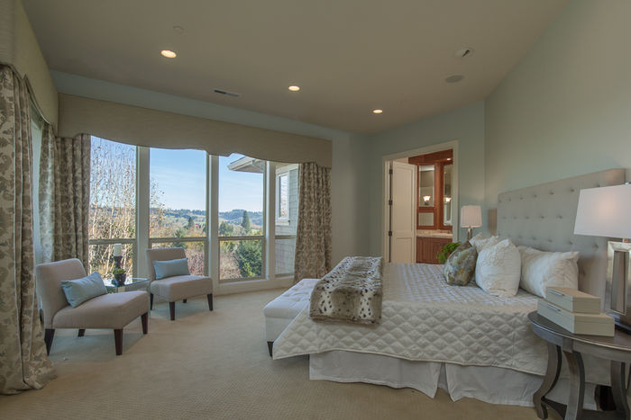 Master Suite on Main