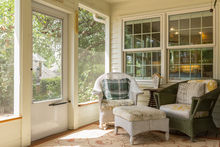 Sun Room Off Family Room