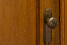 Foyer Closet Door Detail