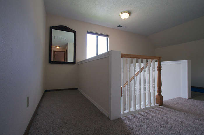 Upper Hall & Stairwell