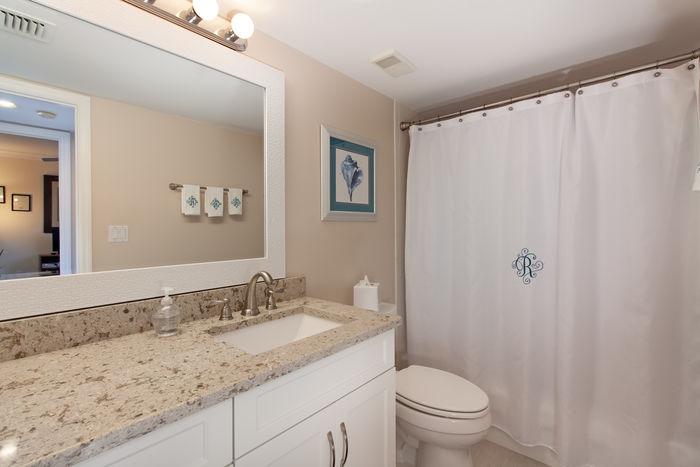 Renovated Guest Bath