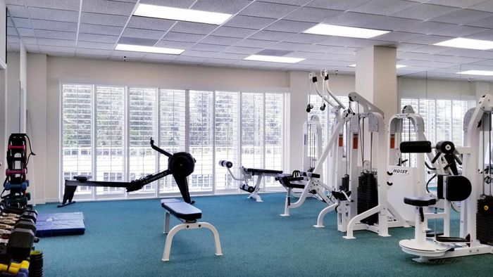 St Lucia Fitness Room