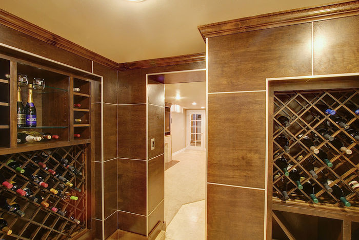 Wine Cellar, Lower Level