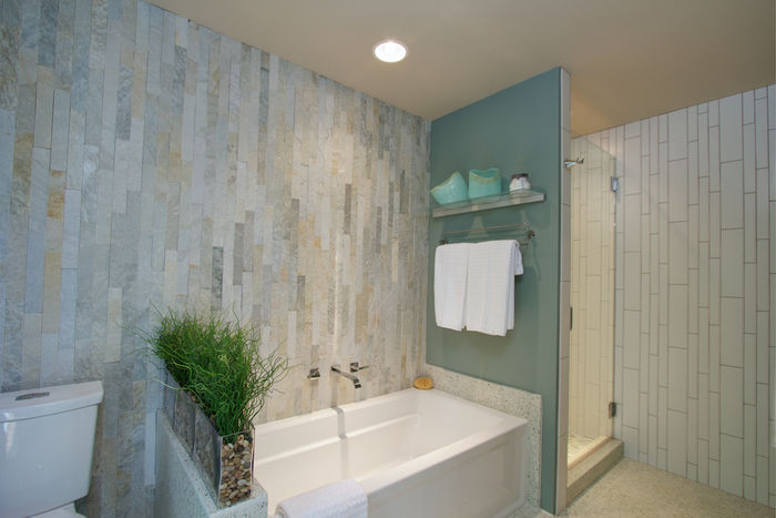 Master Bathroom with Premier Finishes