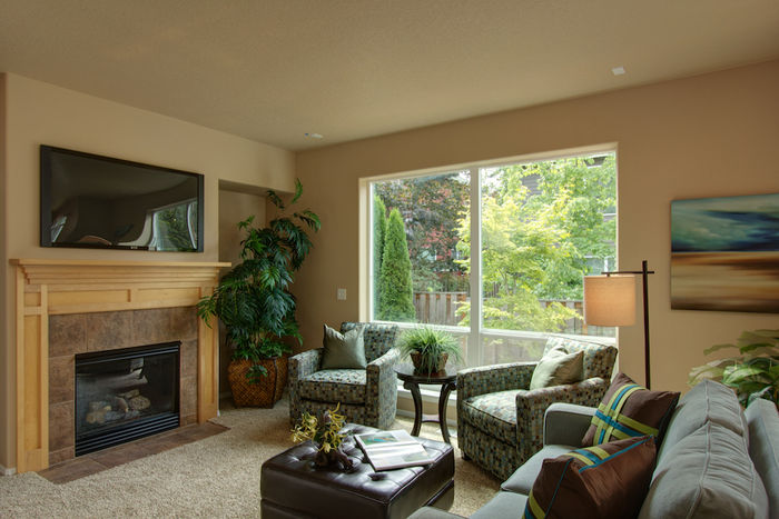 Great Room Style Family Room