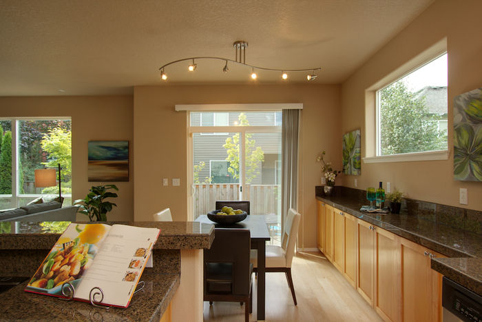 Great Room Style Dining Room