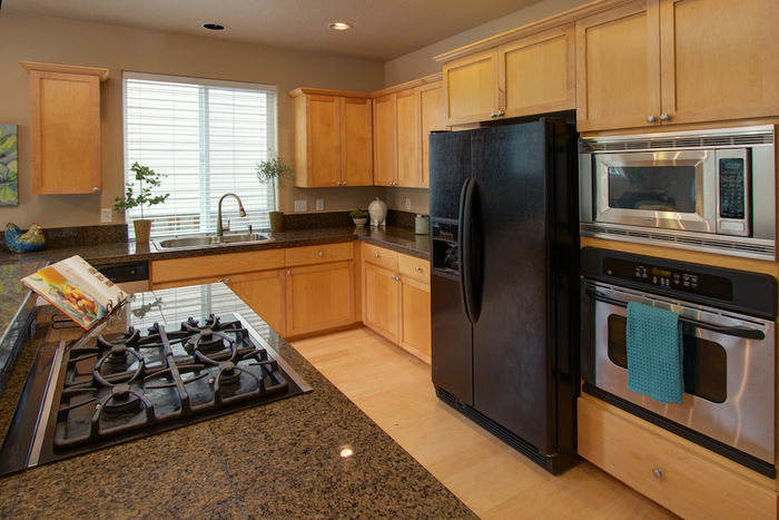 Great Room Style Kitchen