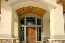A stunning entrance.